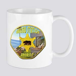 Malibu Sheriff Mugs