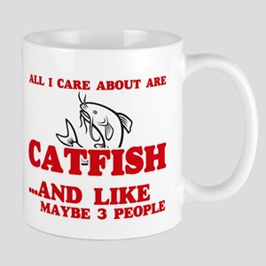 All I care about are Catfish Mugs