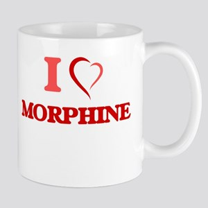 I Love Morphine Mugs