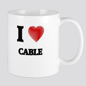 cable Mugs