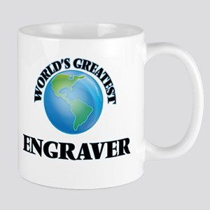 World's Greatest Engraver Mugs