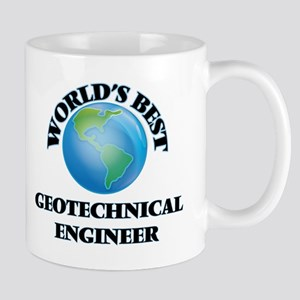 World's Best Geotechnical Engineer Mugs