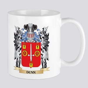 Dunn- Coat of Arms - Family Crest Mugs