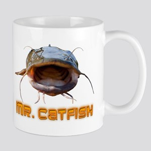 Mr. Catfish Mug