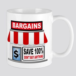 BARGAINS Mugs