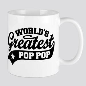 World's Greatest Pop Pop Mug
