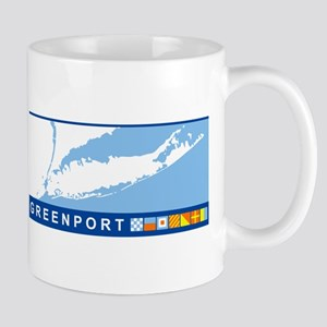 Greenport - Long Island. Mug