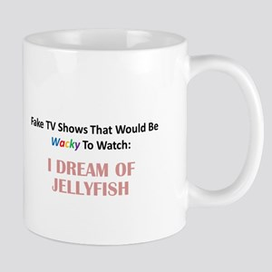 Fake TV Shows Series: I DREAM OF JELLYFISH Mug