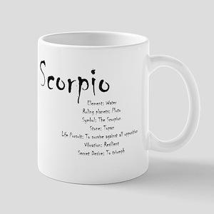 Scorpio Mugs - CafePress