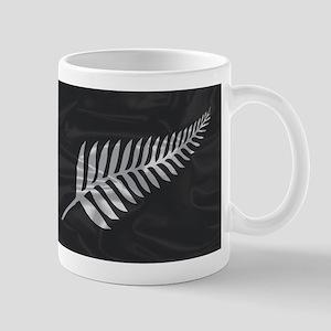f5d0918f9d0 Silk Flag Of New Zealand Silver Fern Mugs