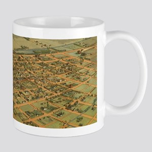 Vintage Pictorial Map of Phoenix Arizona (188 Mugs
