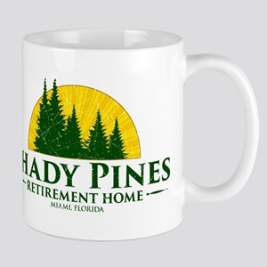 Shady Pines Logo Mug