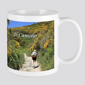 El camino de Santiago, Spain, Europe (caption Mugs