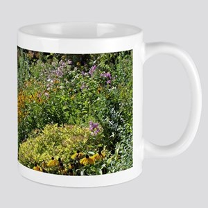 August Perennial Garden Mugs