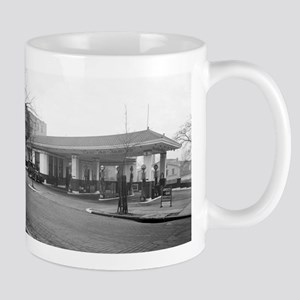 Amoco Gas Station Mugs