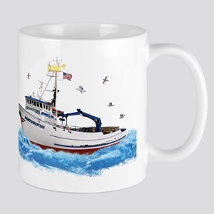 northwestern 11 oz Ceramic Mug