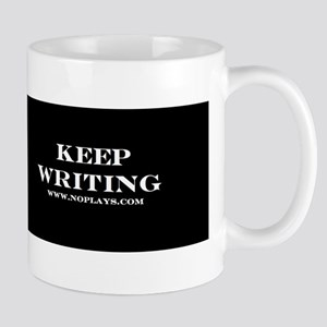 Keep Writing 1 Mugs