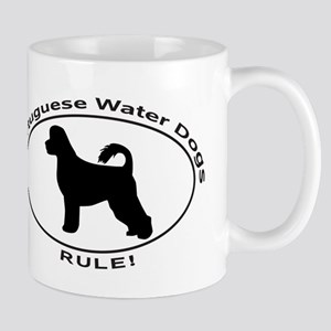 PORTUGUESE WATER DOGS RULE Mugs
