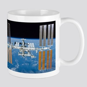ISS, international space station 11 oz Ceramic Mug