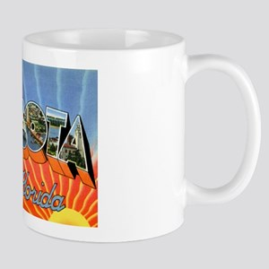 Sarasota Florida Greetings Mug