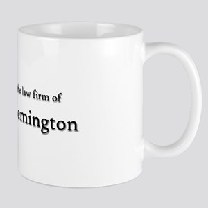 Law Firm of RUGER and REMINGTON Mug