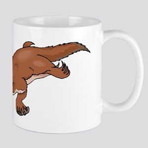Brown Platypus Mugs
