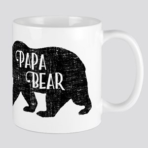 Papa Bear - Family Shirts Mugs