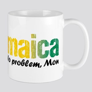 Jamaica No Problem tri Mug