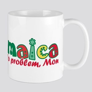Jamaica No Problem 11 oz Ceramic Mug