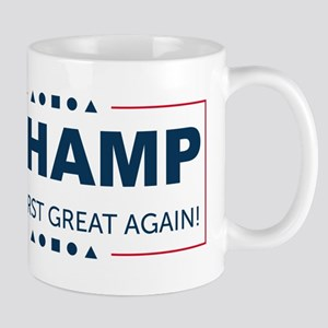 Support 1 Champs Mug Mugs