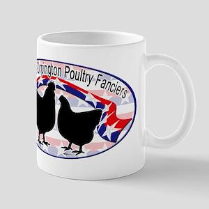 a90d8a19cd7360 American Orpington Poultry Fanciers Logo Mugs