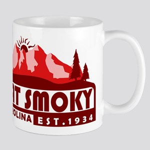 Great Smoky Mountains - Tennessee, North Caro Mugs