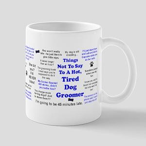 Dog Groomer. Mug