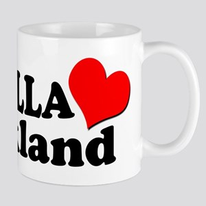 I HELLA LOVE / HEART OAKLAND Mug