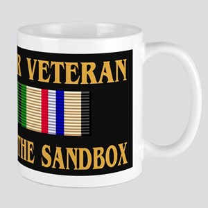 I survived the sandbox Mugs