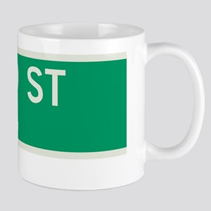 32nd Street in NY Mug