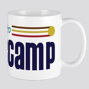Send me to Spacecamp Mugs