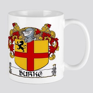Burke Coat of Arms Mug