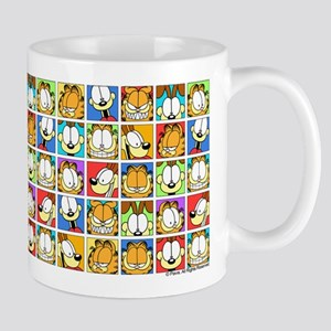 Garfield Face Time Mug