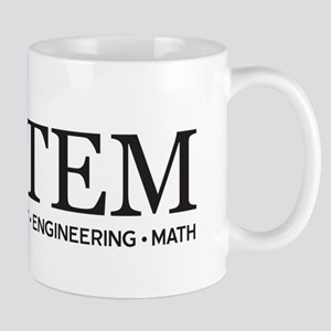 I Love STEM Mugs