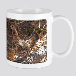 Female Spruce Grouse 2 Mug