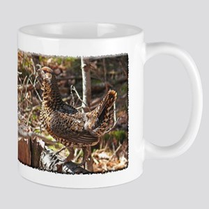 Strutting Spruce Grouse Mug