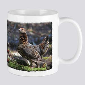 Female Spruce Grouse Mug
