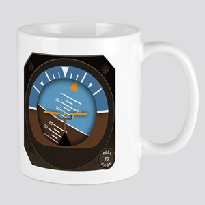 Artificial Horizon & Turn Indicator Mugs