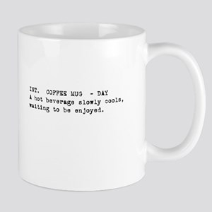 Screenwriter's Mug Mugs