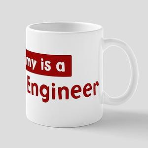 e7401fbd4f9 Software Engineer Mom Mugs - CafePress