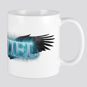 CASTIEL wings with angelic effect Mugs