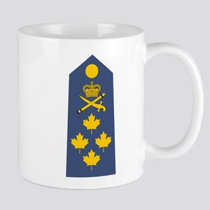 RCAF General rank insignia Mug