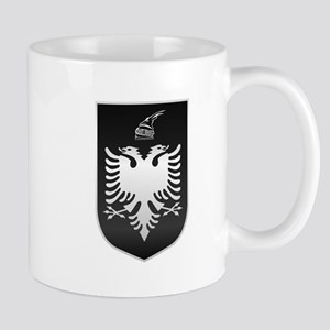 Albanian State Emblem Mug
