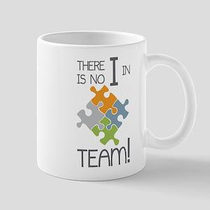 No I In Team Mug